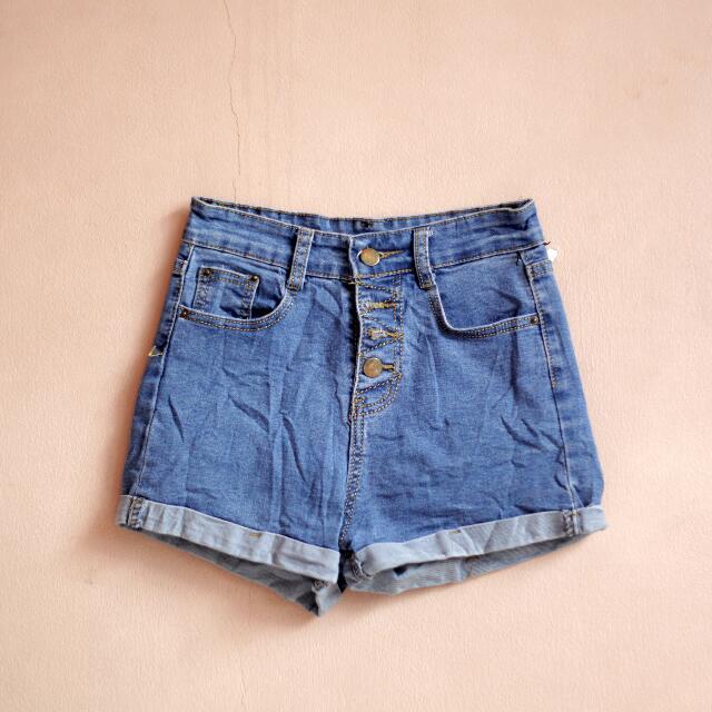 Highwaisted Shorts
