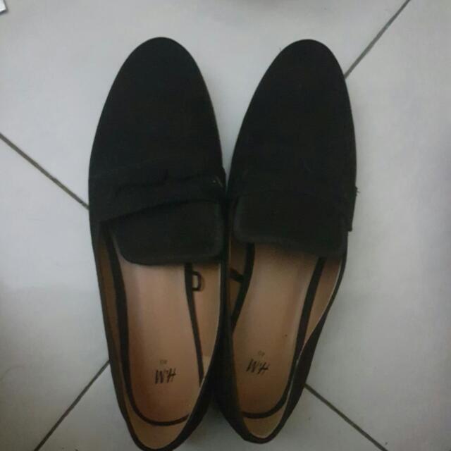 H&M Heeled Flat Shoes