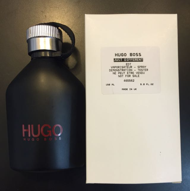 Hugo Boss Just Different Health Beauty Perfumes Nail Care
