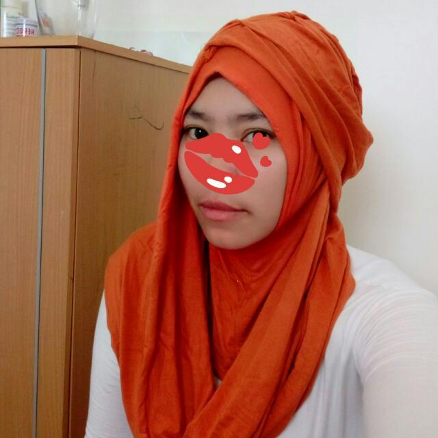 instan hana, orange