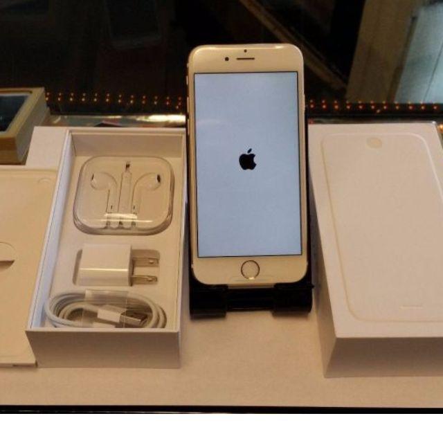Iphone 6 Plus 64gb Gold Complete