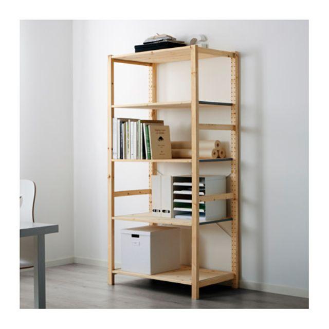 Scaffali Ikea Ivar.Ivar Scaffale Pino Furniture Shelves Drawers On Carousell