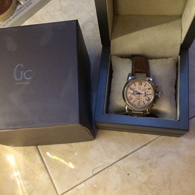 Jam Tangan Guess Collection Gc Pria