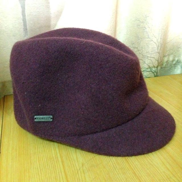 Kangol英國袋鼠 騎士帽-M