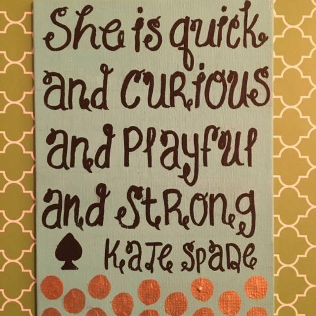 Kate Spade Canvas