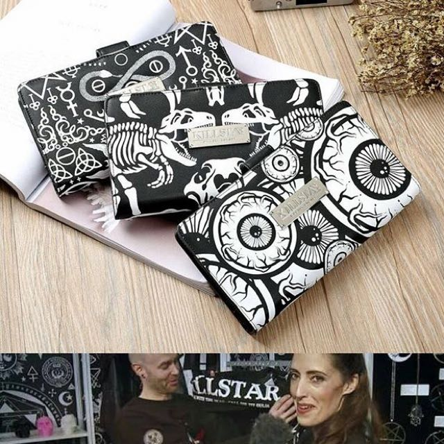 KILLSTAR wallet ORIGINAL