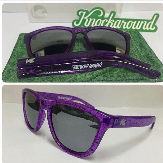 3e1ef7c5717b Knockaround Pow Wow Hawaii IV Premiums