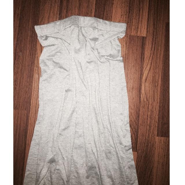 Light Grey Maxi Skirt