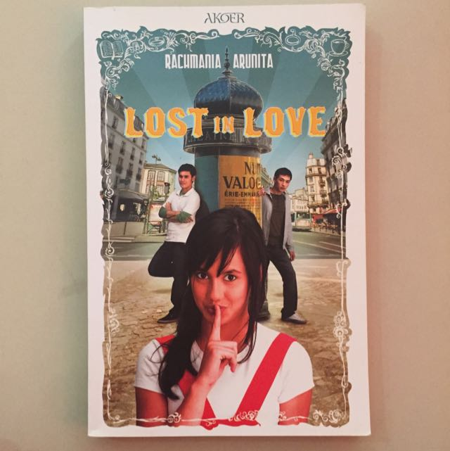 Lost In Love - Rachmania Arunita