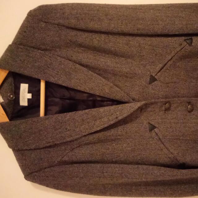 Lovely Girl Grey Jacket