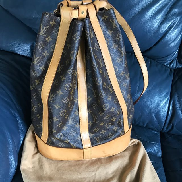 Price reduced LV Monogram Randonnee GM backpack