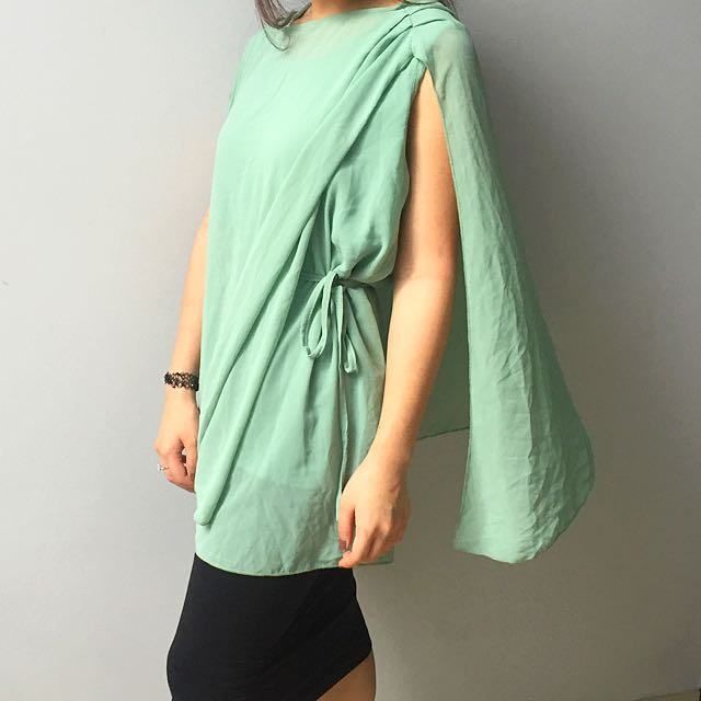 Many Ways Tosca Top + Outer
