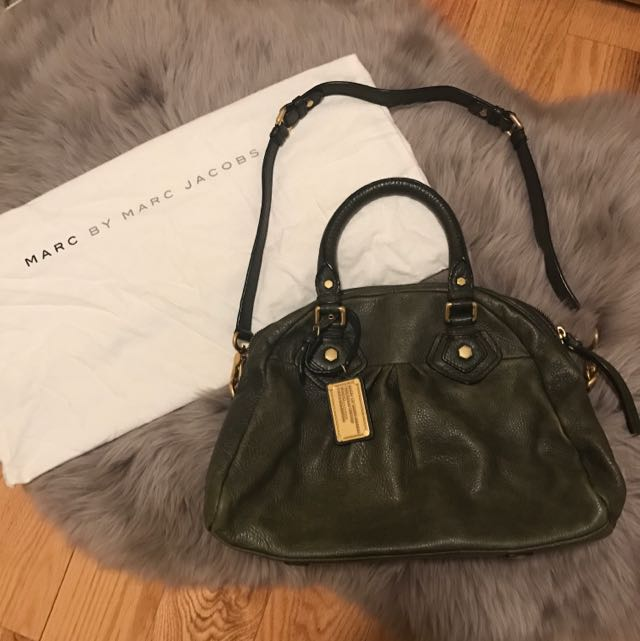 Marc by Marc Jacobs Classic Q Baby Aiden Purse
