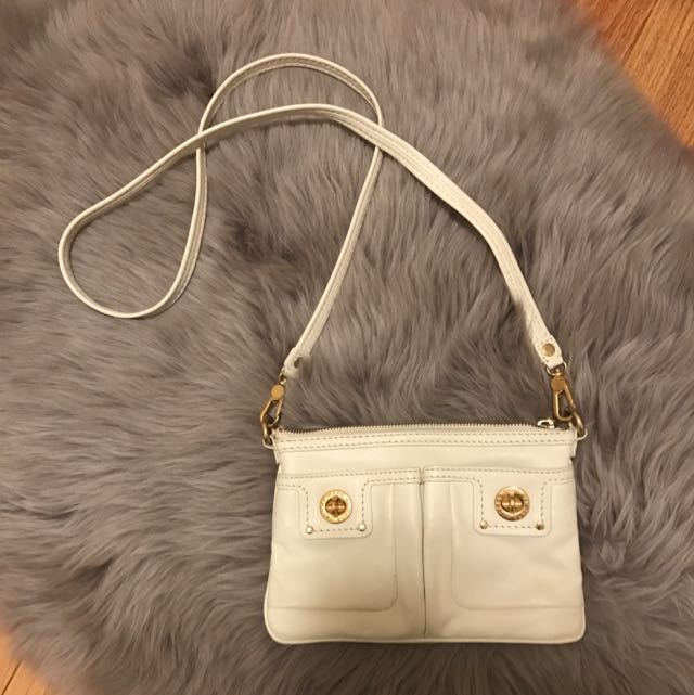 Marc by Marc Jacobs Cross Body Percy Messenger Bag