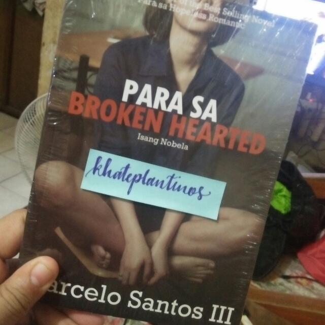 MARCELO SANTOS' BOOK