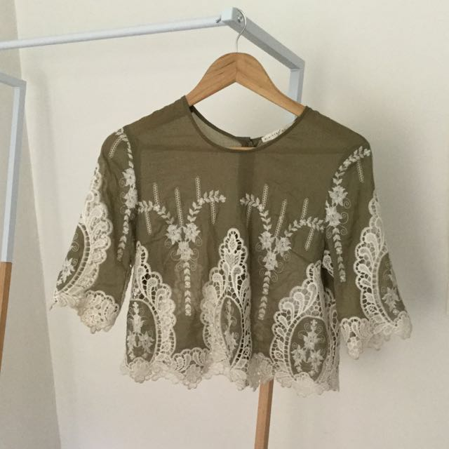 Ministry Of Style Top