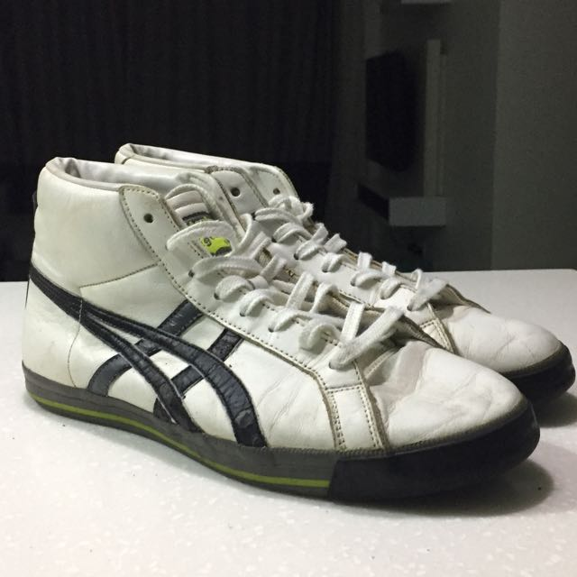 super popular e57c1 77f15 Onitsuka Tiger High Cut HL317