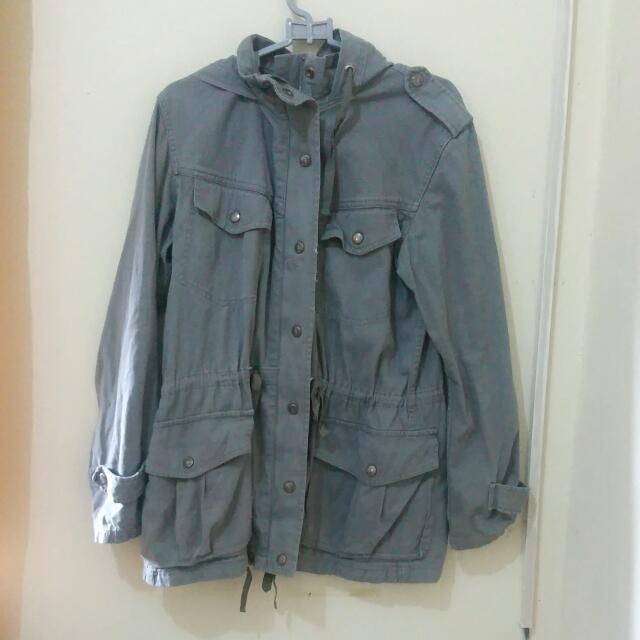 [Reprice] Parka Triset (Jacket)