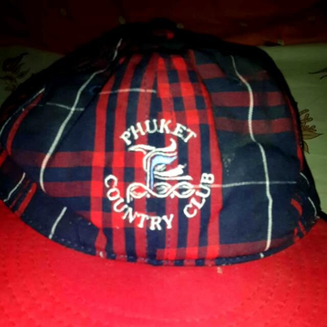 PHUKET COUNTRY CLUB HAT (Topi)
