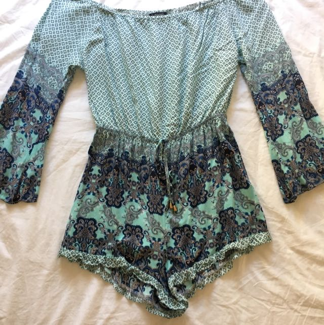 Play Suit Size 10
