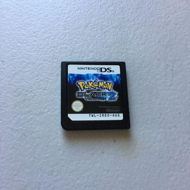 Pokemon Black 2