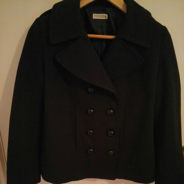 Postie Fashion Black Jacket