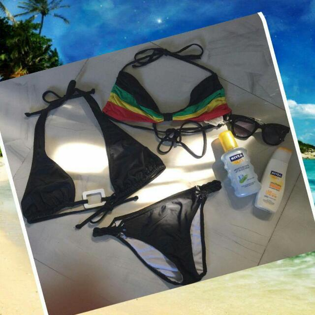 Preloved 3pc Swimwear