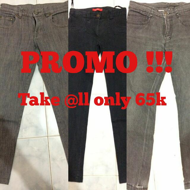 Promo Celana Jeans
