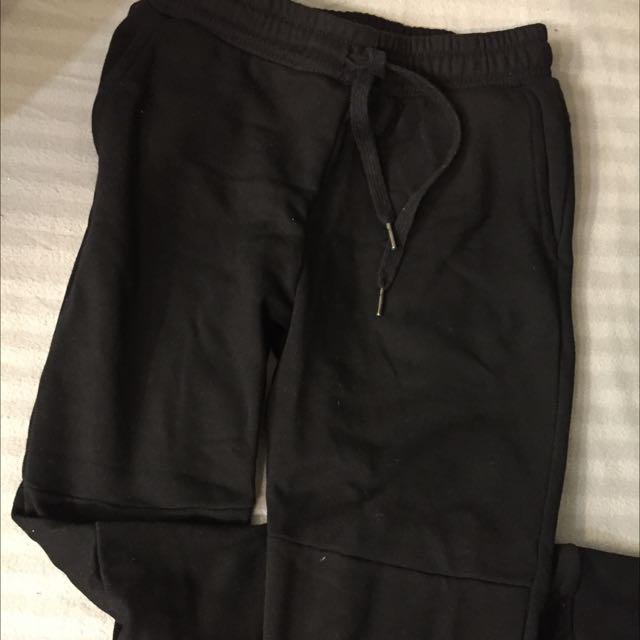 Record 束口 運動 長褲 類Nike M