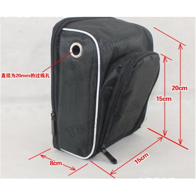 Scooter Bag Escooter Battery Bicycle Handlebar Front Pouch Sports Equipment On Carou