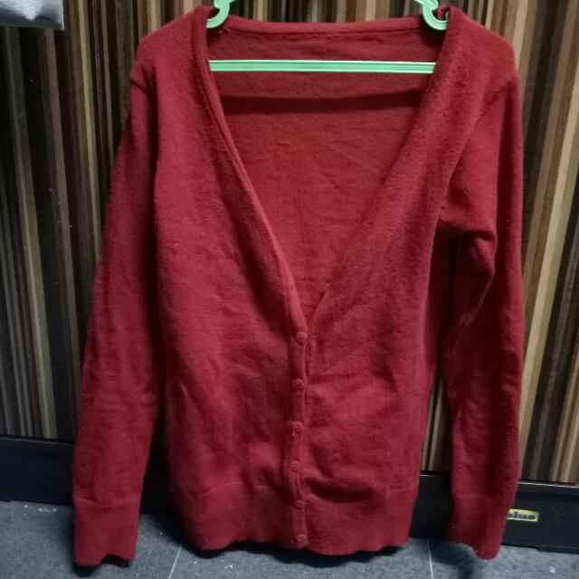 Sweater, Jacket Rajut Outers