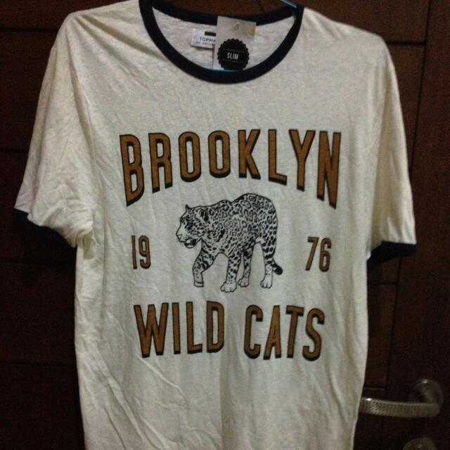 Topman Graphic T-shirt (unisex)