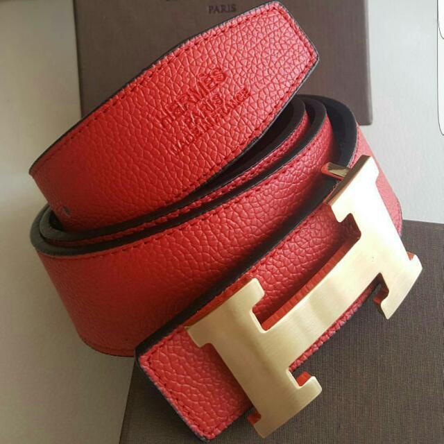 Unisex belt, wear it two ways AAA REPLICA