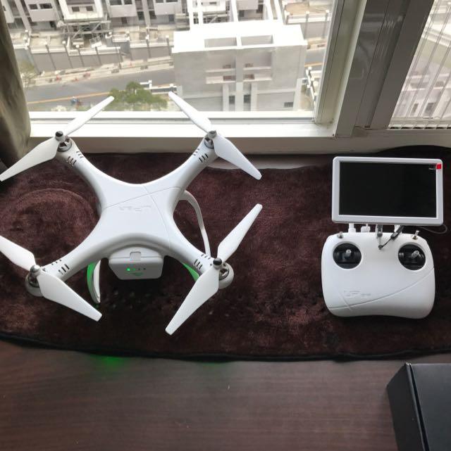 無人機UP Air航拍空拍設備!