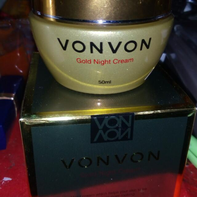 Von Von Night Cream