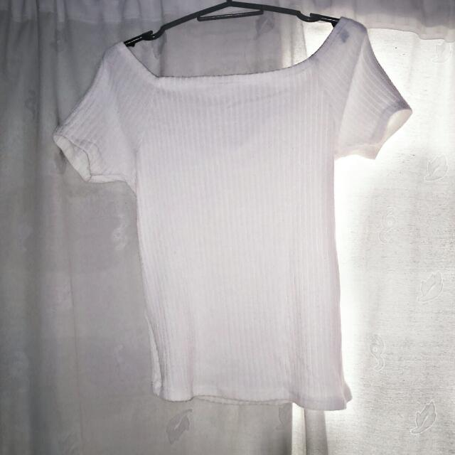 White Off shoulder