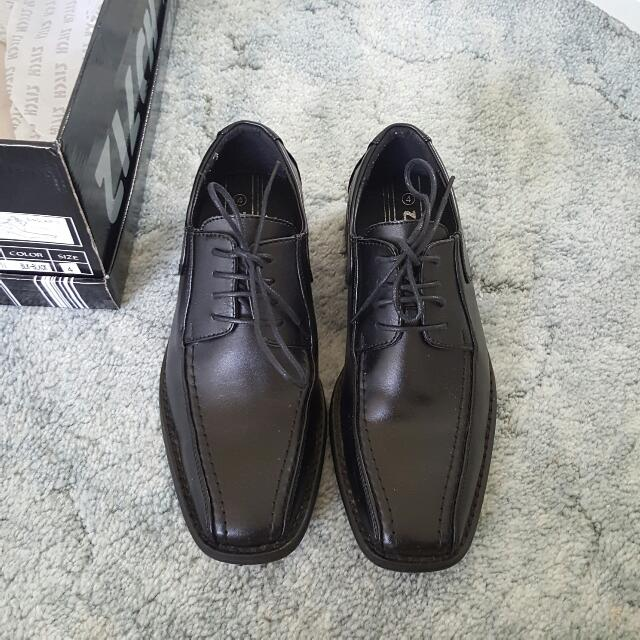 Zilch Leather Shoes