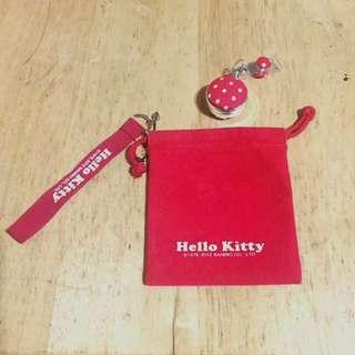 百元即贈- Hello Kitty & 伸縮式票卡環