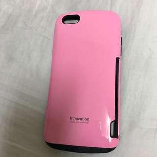 🚚 iPhone 6 Plus 可放卡手機殼