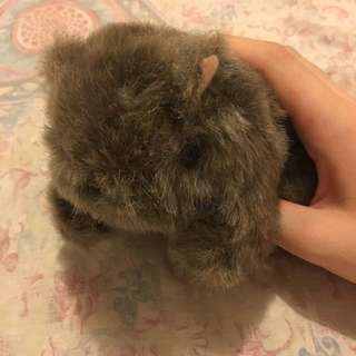 Cute Wombat Doll