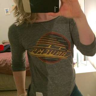 Retro Canucks TShirt