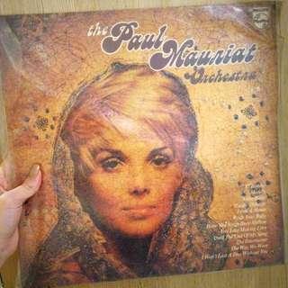 Vinyl / Piringan Hitam Paul Mauriat Orchestra
