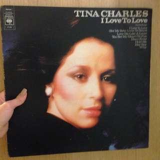 Vinyl / Piringan Hitam Tina Charles