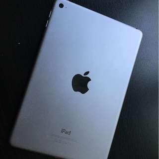 iPad Mini 4 Space Grey 128G