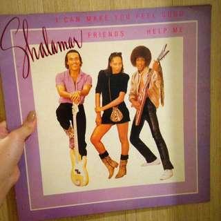 Vinyl / Piringan Hitam Shalamar