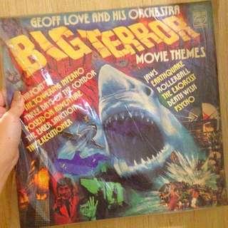 Vinyl / Piringan Hitam Big Terror Movie Theme