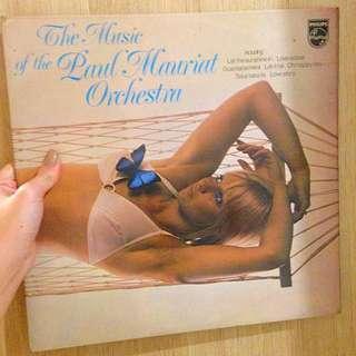 Vinyl / Piringan Hitam Music Of Paul Mauriat Orchestra