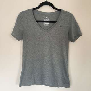 Nike Legend V-Neck Dri-FIT Short Sleeve Shirt