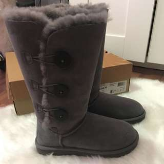 Ugg Bailey Boots Size 5 For Woman