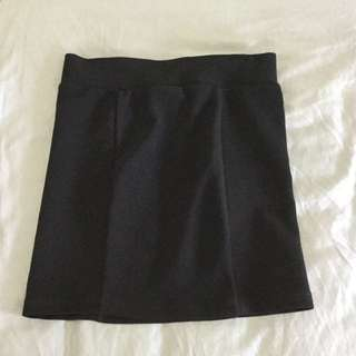Minkpink Black Skirt